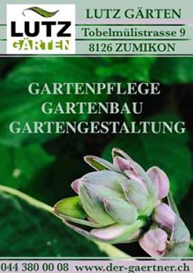 Lutz Gärten Zumikon